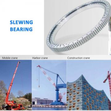 Excellent lifting small crane supporting small slewing bearing MTO-210T bearing