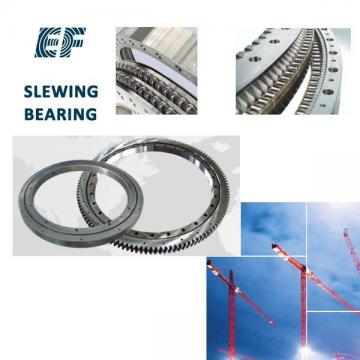 Single Row Steel Ball Internal Flat Mounted Slewing Bearing