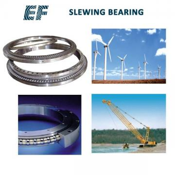 luoyang small crane rothe erde 42crmo4v rubber seal external gear slewing ring bearing