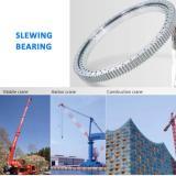 Excavator PC400-6 swing circle assy, P/N 208-25-61100 , PC400LC-6 slewing ring bearing