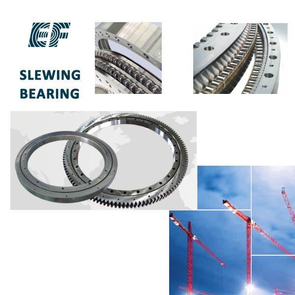 High quality long life excavator parts swing bearing / slewing bearing for Caterpillar CAT301 excavator #1 image