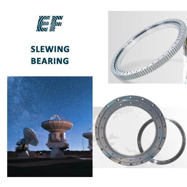 High quality long life excavator parts swing bearing / slewing bearing for Caterpillar CAT301 excavator #2 image