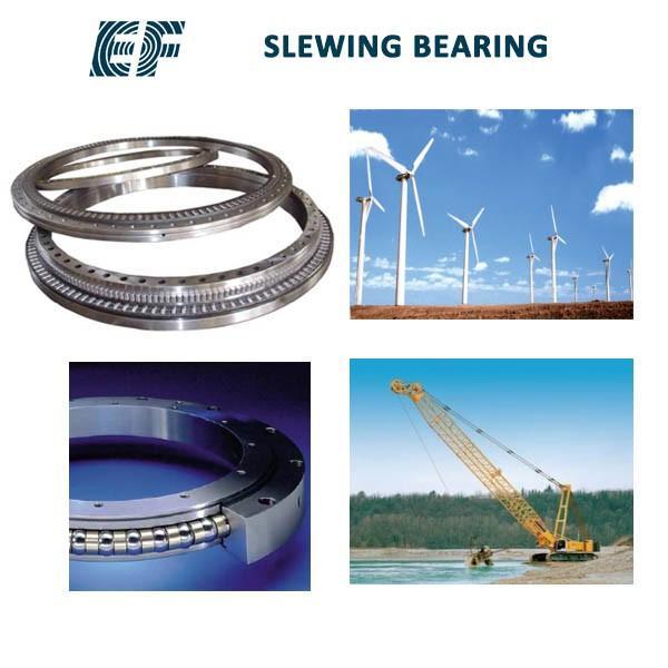 232.20.0700.013 Type 21/850.2 Rothe erde slewing bearing #2 image